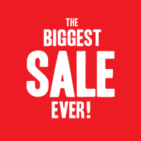 Biggest Sale Ever PS4