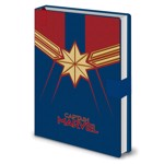 Marvel - Captain Marvel - Uniform Premium Notebook - Packshot 1