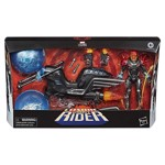 "Marvel - Cosmic Ghost Rider 6"" Marvel Legends Action Figure & Vehicle Set Riders Series - Packshot 2"