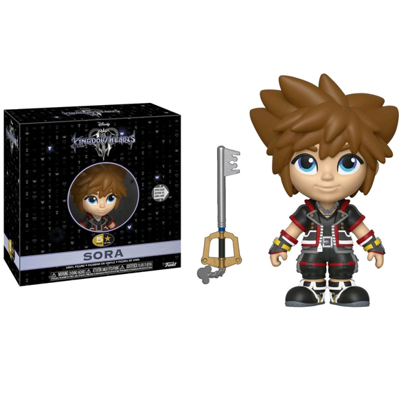 Kingdom Hearts III - Sora 5-Star Vinyl Figure - Packshot 1