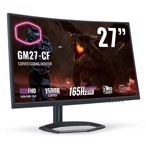 "Cooler Master GM27-CF 27"" Curved Gaming Monitor - Packshot 2"