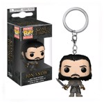 Game of Thrones - Jon Snow (Beyond the Wall) Pocket Pop! Keychain - Packshot 1