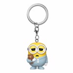 Minions 2 - Bob Pyjamas Pocket Pop! Keychain - Packshot 1