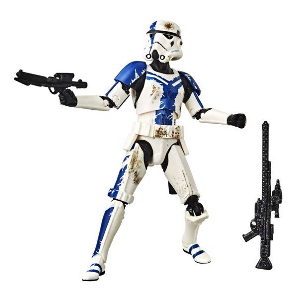 "Star Wars - Black Series Gaming Greats Stormtrooper Commander 6"" Action Figure - Packshot 1"