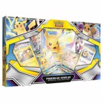 Pokemon - TCG - Pikachu & Eevee GX Special Collection Box - Packshot 1