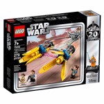 Star Wars - LEGO Anakin's Podracer 20th Anniversary Edition - Packshot 5