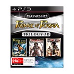 Prince of Persia Trilogy 3D - Packshot 1