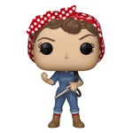 American History - Rosie the Riveter Pop! Vinyl Figure - Packshot 1