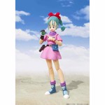 Dragon Ball Z - Bulma beginning of a great adventure Figuarts figure - Packshot 3