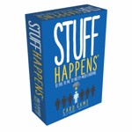 Stuff Happens Card Game - Packshot 1