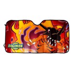 Digimon - Greymon Auto Sun Shade - Packshot 1