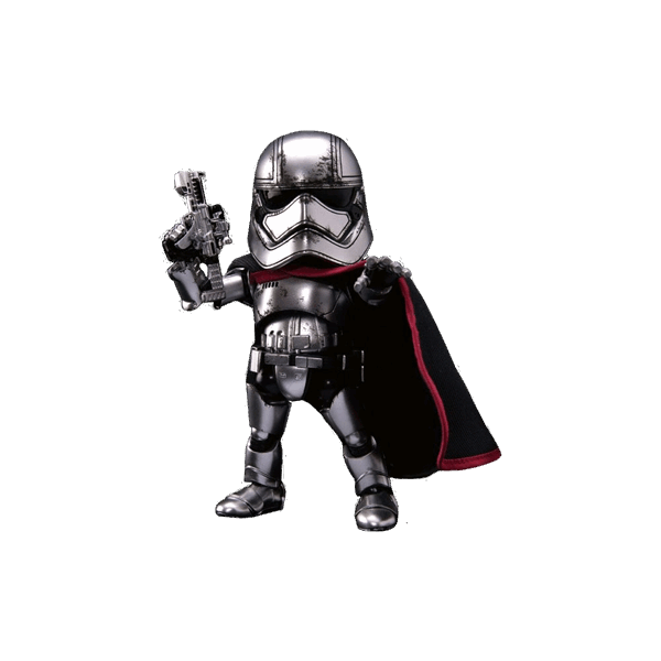 Star Wars - Captain Phasma Egg Attacks Figure - Packshot 1