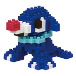 Pokemon - Popplio Nanoblocks Figure - Packshot 1