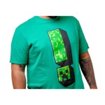 Minecraft - Creeper T-Shirt - Packshot 3
