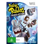 Raving Rabbids: Travel in Time - Packshot 1