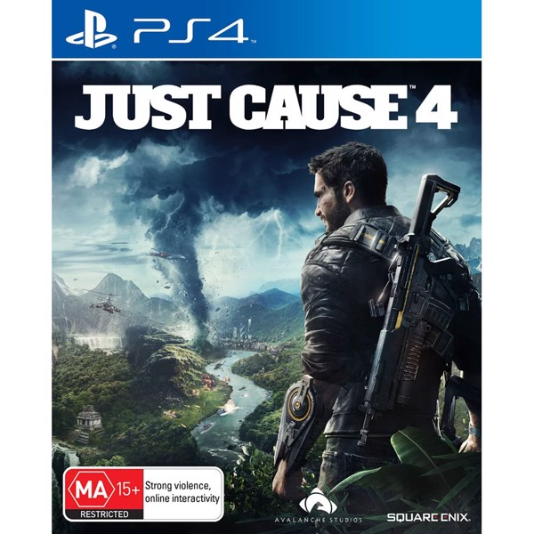 Just Cause 4 - Packshot 1