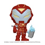 Marvel - Infinity Warps - Iron Hammer Glow Pop! Vinyl Figure - Packshot 1