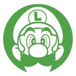 Nintendo - Super Mario Bros - Luigi Face T-Shirt - Packshot 2
