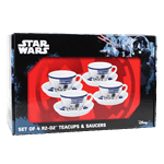 Star Wars - R2-D2 Teacup Set 4 Pack - Packshot 2