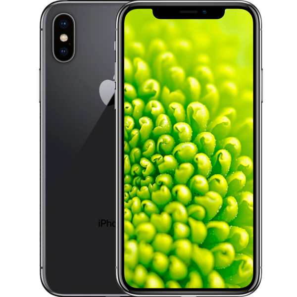 iPhone XS 64GB Space Grey (Refurbished by EB Games) - Packshot 1
