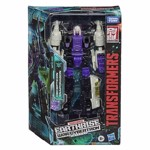 Transformers - Earthrise War for Cybertron Voyager Snapdragon WFC-E21 Action Figure - Packshot 3