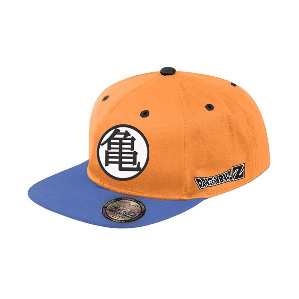 Dragon Ball Z - Logo Orange and Blue Cap - Packshot 1