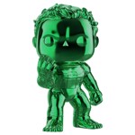 "Marvel - Avengers: Endgame - Hulk Green Chrome 6"" Pop! Vinyl Figure - Packshot 1"