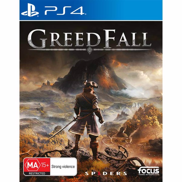 Greedfall - Packshot 1