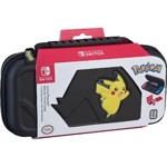 Nintendo Switch Game Traveler Deluxe Pikachu Carrying Case - Packshot 3