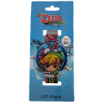 The Legend of Zelda - Windwaker Link LED Watch - Packshot 1