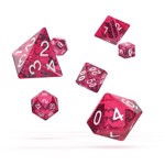 Dungeons & Dragons - oakie doakie RPG Speckled Pink Dice Set - Packshot 1