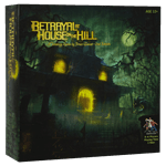 Betrayal at House on the Hill - Board Game - Packshot 1