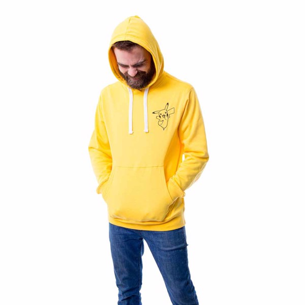 Pokemon - Pikachu #025 Lightning Bolt Hoodie - L - Packshot 5
