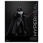 Star Wars - The Empire Strikes Back - Darth Vader Hyperreal Figure - Packshot 4