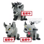 Disney - The Lion King - Banzai, Shenzi & Ed Banpresto Fluffy Puffy Figure - Packshot 1
