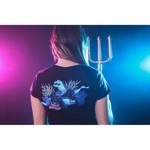 Disney - The Little Mermaid - Ursula Glitter T-Shirt - Packshot 5