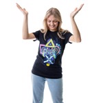 Sony - PlayStation Neon Lights T-Shirt - M - Packshot 3