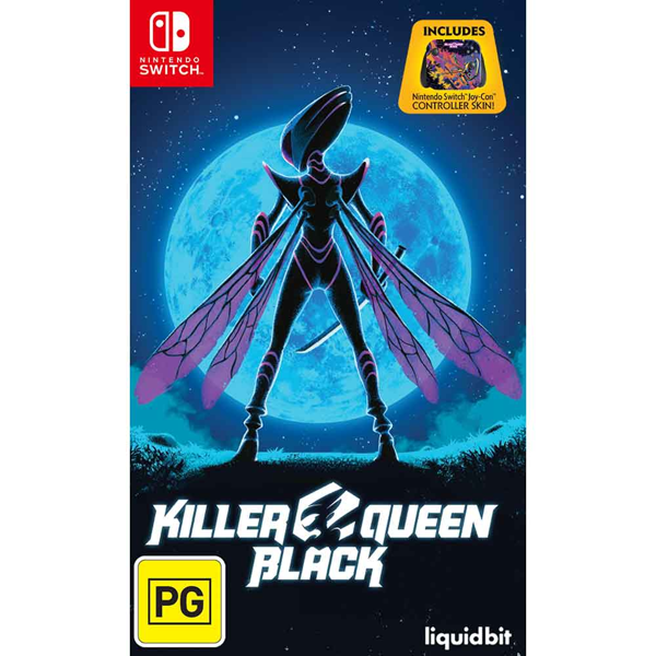 Killer Queen Black - Packshot 1