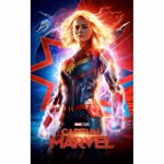 Marvel - Captain Marvel - Movie Poster  - Packshot 1