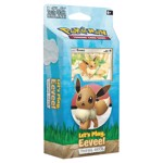 Pokemon - TCG - Sun & Moon - Let's Play, Pikachu & Eevee Theme Decks (Assorted) - Packshot 1