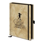 Harry Potter - Dobby Is A Free Elf Embroidered A5 Notebook - Packshot 1