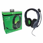 PDP Gaming LVL50 Wired Stereo Headset for Xbox One - Packshot 6