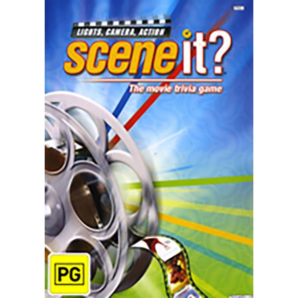 Scene It? Light, Camera, Action - Packshot 1