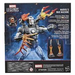 Marvel - Marvel Legends Series Deluxe War Machine Action Figure - Packshot 3