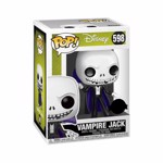 Nightmare Before Christmas - Jack Vampire Metallic Pop! Vinyl Figure - Packshot 2
