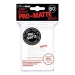 Ultra Pro - 100 Deck Protector Sleeves - Matte White - Small Size - Packshot 1