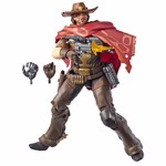 Overwatch - McCree Action Figure - Packshot 2