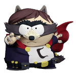 "South Park - The Fractured But Whole - The Coon 3"" Figure - Packshot 1"