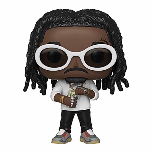 Migos - Takeoff Pop! Vinyl Figure - Packshot 1