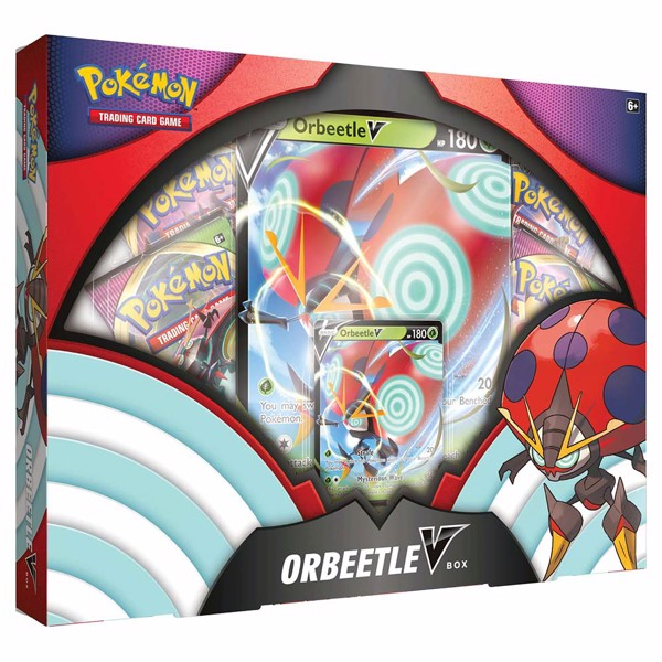 Pokemon - TCG - Orbeetle V Box - Packshot 1
